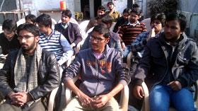 راولپنڈی: ایم ایس ایم کے زیراہتمام مصطفوی ورکشاپ