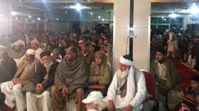 ہری پور ہزارہ: عالمی میلاد کانفرنس 2014