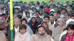 خان پور: عالمی میلاد کانفرنس 2014