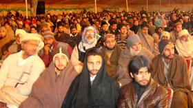 راولپنڈی: عالمی میلاد کانفرنس 2014