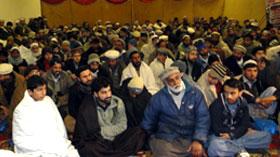 ایبٹ آباد: عالمی میلاد کانفرنس 2014