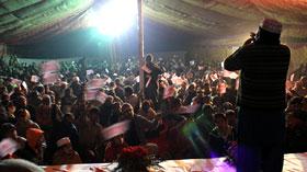 کسووال: عالمی میلاد کانفرنس 2014