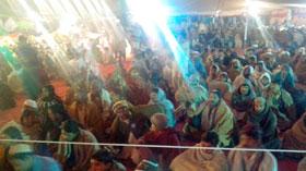 شاہ پور: عالمی میلاد کانفرنس 2014