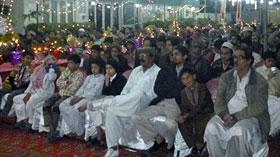 لیاری (کراچی): عالمی میلاد کانفرنس 2014