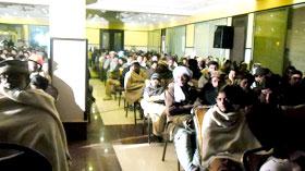 کوٹلہ عرب علی خان: عالمی میلاد کانفرنس 2014