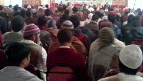 بن قاسم ٹاؤن کراچی: عالمی میلاد کانفرنس 2014