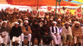 پشاور: تحریک منہاج القرآن کے زیراہتمام جشن عید میلاد النبی صلی اللہ علیہ وآلہ وسلم کانفرنس