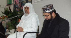 فرانس: مسجد نبوی کے امام کے شاگرد کی منہاج القرآن مرکز آمد
