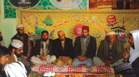 عباس پور (آزاد کشمیر): تحریک منہاج القرآن کے زیراہتمام درس عرفان القرآن