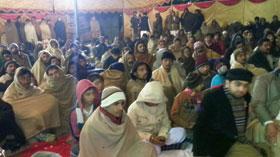 Wazirabad: International Milad Conference 2014