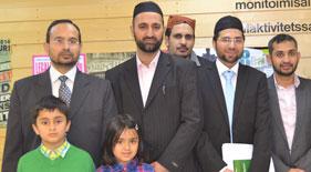 فن لینڈ: منہاج القرآن انٹرنیشنل کے زیر اہتمام محفل میلاد النبی صلی اللہ علیہ وآلہ وسلم