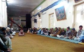کوئٹہ: تحریک منہاج القرآن کے عہدیداران کی ہزارہ برادری اور وحدت المسلمین کے عہدیداران سے تعزیتی ملاقات