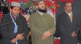 جاپان: امام بارگاہ محمد وآل محمد میں محفل میلاد