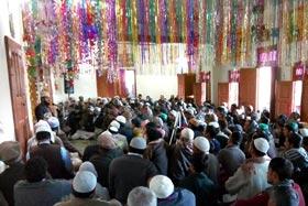 عباس پور (آزادکشمیر): جشن عید میلاد النبی (ص) کی تقریب