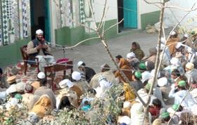 کوئی زمانہ فیض مصطفیٰ صلی اللہ علیہ وآلہ وسلم سے خالی نہیں: علامہ محمد لطیف مدنی