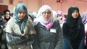 UK- MWL (London) holds conference on life contributions of Sayyida Fatima-tul-Zahra