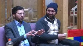 فن لینڈ: الشیخ ناصر علی اعوان کے اعزاز میں منہاج القرآن انٹرنیشنل فن لینڈ کا عشائیہ