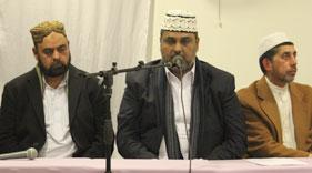 فرانس: شیخ زاہد فیاض کا منہاج القرآن انٹرنیشنل گارج لے گونس کا دورہ