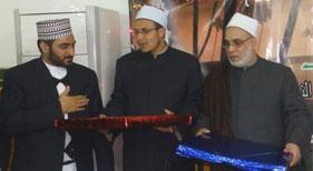 مصر: جامعۃ الازھر میں منہاجینز کے زیراہتمام محفل میلاد مصطفی صلی اللہ علیہ وآلہ وسلم