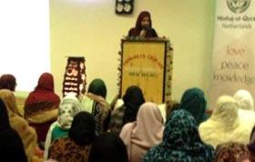Holland: Minhaj Sisters League organizes Milaad Celebration