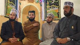ڈنمارک: منہاج القرآن انٹرنیشنل کے زیر اہتمام محفل نعت