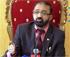پاکستان عوامی تحریک کے رہنماء عمر ریاض عباسی کی اسلام آباد میں پریس کانفرنس