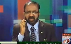 Watch Umar Riaz Abbasi (PAT) in program Mazrat Ky Saath on NewsOne