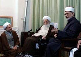 Shaykh-ul-Islam Dr Muhammad Tahir-ul-Qadri's special visit to Iran 2014