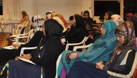 ڈنمارک: منہاج القرآن انٹرنیشنل ڈنمارک کے زیر اہتمام خواتین کا تربیتی کیمپ