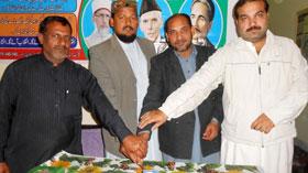 گوجرہ: تحریک منہاج القرآن کے زیر اہتمام قائد ڈے کی تقریب