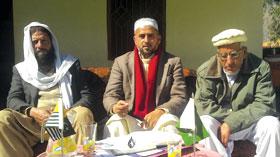عباس پور: تحریک منہاج القرآن کا تنظیمی اجلاس