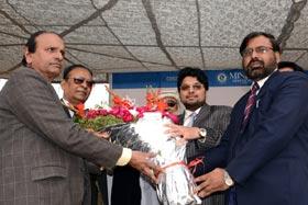 Faith leaders felicitate Dr Tahir-ul-Qadri on his birthday