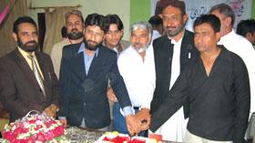 ڈاکٹر طاہر القادری کی قیادت میں تکمیل پاکستان کا وقت قریب آ گیا ہے : قیصراقبال قادری
