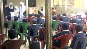 عباس پور: منہاج ماڈل سکول کے زیراہتمام قائد ڈے کی تقریب