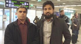 آئرلینڈ: عدنان سہیل کا تنظیمی و تحریکی دورہ