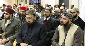 ہالینڈ: شیخ الاسلام ڈاکٹر محمد طاہر القادری کی سالگرہ کی تقریب