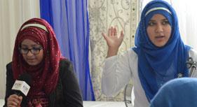 UK: MYLUK-S Nasheed Gathering held in Nelson