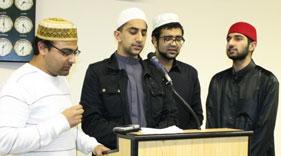 ہالینڈ: منہاج القرآن انٹرنیشنل دی ہیگ کے زیر اہتمام غوث الاعظم کانفرنس