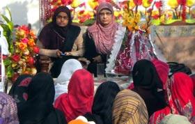 MWL (Islamabad & Gokeena) celebrate Quaid Day