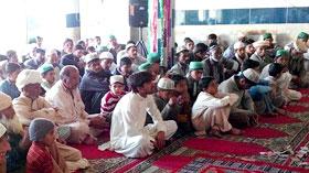 دولتالہ: تحریک منہاج القرآن کے زیراہتمام محافل میلاد النبی (ص)