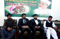 جہلم: مرکزی سیکرٹری کوآرڈینیشن منہاج القرآن یوتھ لیگ کا دورہ جہلم