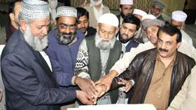 کوہاٹ: تحریک منہاج القرآن کے زیراہتمام قائد ڈے کی تقریب