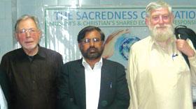 لاہور: ڈائریکٹر انٹرفیتھ ریلیشنز کی ڈاکٹر کرسٹن ٹرال سے ملاقات