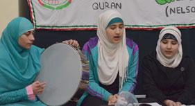 UK: MYL-S Nelson Celebrates Quaid Day