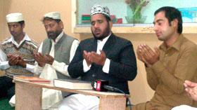 رحیم یار خاں: تحریک منہاج القرآن کا حاجی عبد الرزاق یعقوب کے ایصال ثواب کے لیے قرآن خوانی کا اہتمام