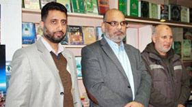 سپین: اعجاز احمد وڑائچ اور محمد بلال اوپل کا منہاج القرآن بارسلونا کی سپانش کلاس کا دورہ
