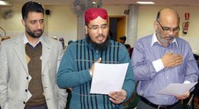 سپین: منہاج القرآن انٹرنیشنل سپین کی تنظیم نو
