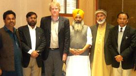 اسلام آباد: ڈائریکٹر انٹرفیتھ ریلیشنز کی نیشنل انٹرفیتھ کونسل کے اجلاس میں شرکت