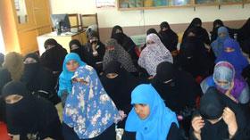 جہلم: منہاج القرآن ویمن لیگ کی تنظیم نو