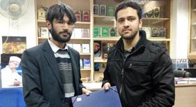 سپین: منہاج القرآن انٹرنیشنل سپین کے نئے سیکرٹری جنرل بلال یوسف نے اپنی ذمہ داریاں سنبھال لیں